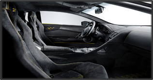 Upholstery matus-design auto Lamborghini alcantara exclusiv sport seats race leather Lincoln Lotus Maserati